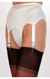NDL2 6 Strap Suspender Belt